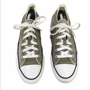 Converse All Star Canvas Sneakers Size 7